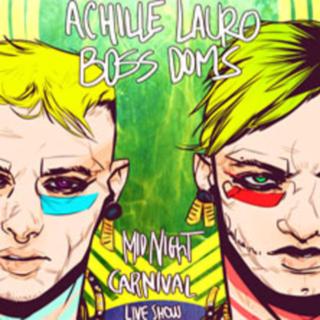 Photo of PREMIUM Pack Achille Lauro and Boss Doms Live Show