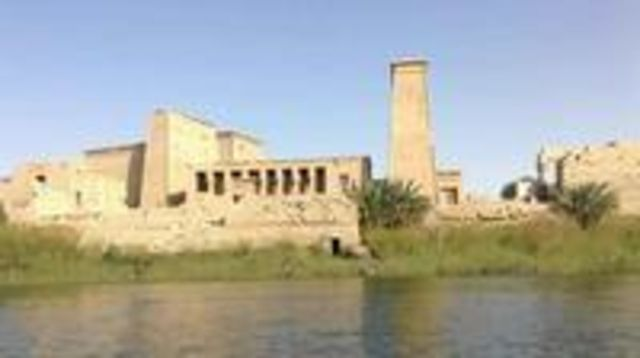 Photo of Day tour to Philae temple, unfininshed obelisk and High dam from Luxor