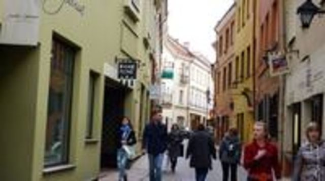 Photo of Private Tour: Vilnius Old Town highlights and hidden gems
