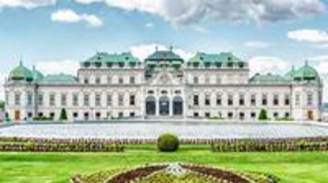 Photo of Belvedere Palace 2.5-Hour Small-Group History Tour in Vienna