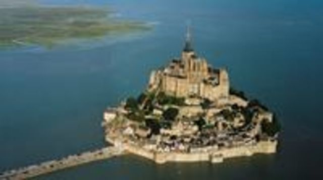 Photo of Private Guided Day Tour of Mont St-Michel from Paris