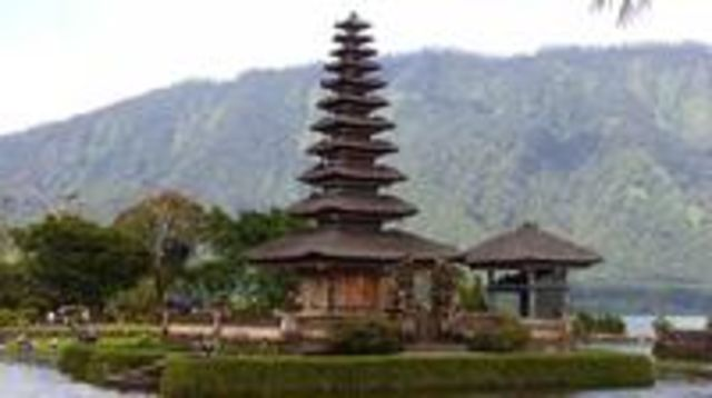 Photo of Private Bedugul Village and Tanah Lot Chartered Car