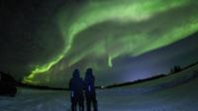 Photo of Northern Lights Tour from Yellowknife