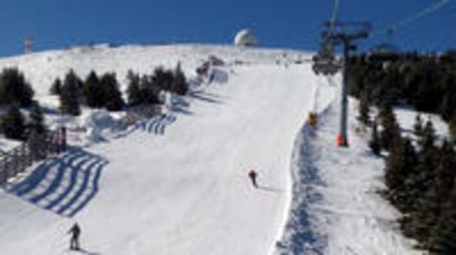 Photo of Private ski day trip to Kopaonik ski resort