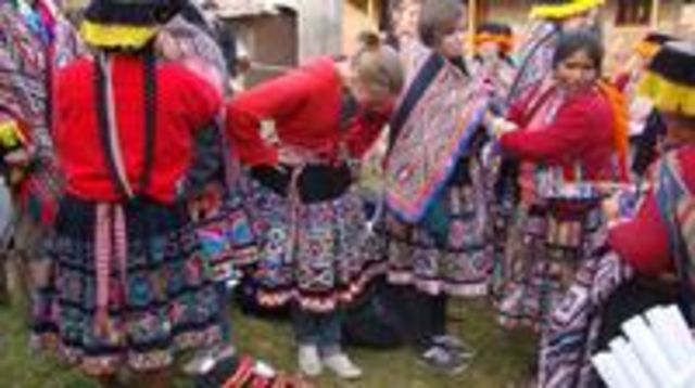 Photo of Full-Day Traditional Weaving and Culture Tour from Cusco, Peru
