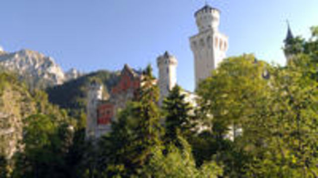 Photo of Full-Day Tour to Neuschwanstein Castle from Munich by Train Including Bike Ride from Fuessen