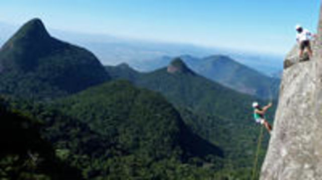 Photo of Hiking and Rappelling Adventure at Tijuca Forest National Park