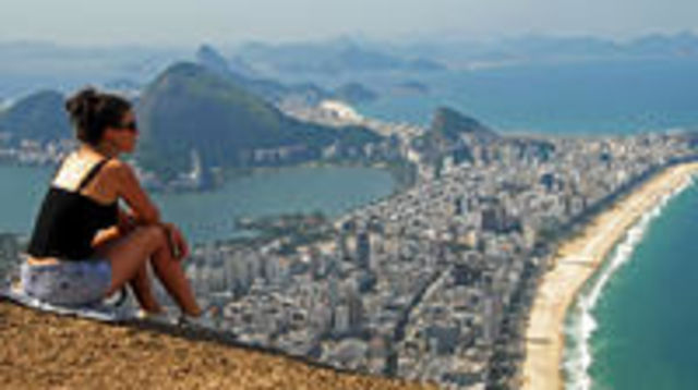 Photo of Two Brothers Hiking Tour Including Vidigal Favela