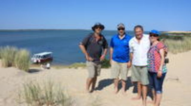 Photo of Coorong National Park Wildlife Cruise from Goolwa Including Lunch