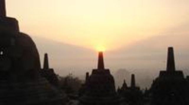 Photo of Borobudur Sunrise and Village Tour