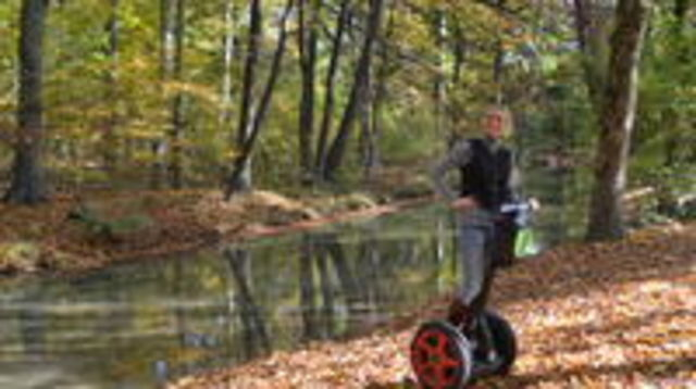 Photo of Munich 2-Hour Segway Tour: Historic Center and English Garden