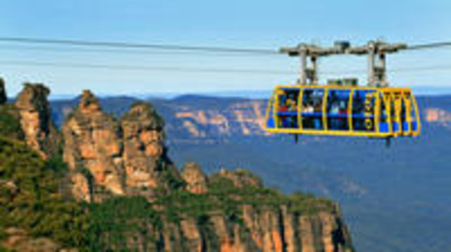 Photo of Small-Group Blue Mountains Day Trip Including Sydney Olympic Park and Featherdale Wildlife Park