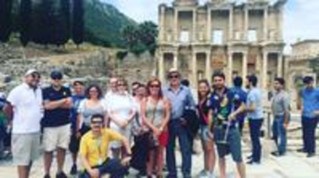 Photo of 2 days tour to Ephesus and Pamukkale by flight from-to istanbul