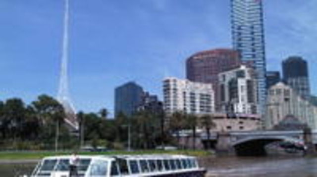 Photo of Half-Day Melbourne City Tour Including Yarra River Cruise From Melbourne