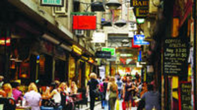Photo of Half-Day Melbourne City and Arcades Coach Tour with Queen Victoria Market From Melbourne