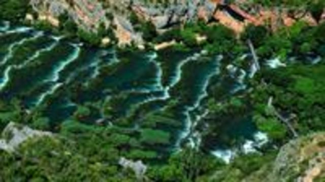 Photo of Private Excursion: National Park Krka and Sibenik from Dubrovnik