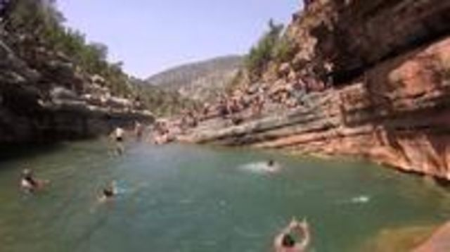 Photo of Half-Day Tour to Paradise Valley from Agadir
