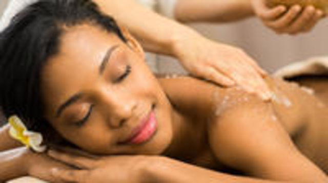 Photo of Aromatherapy Massage with Full Body Scrub and Full Body Mask Spa Treatment