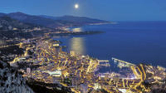 Photo of Monaco by night - Shared and Guided Half Day Tour