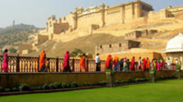 Photo of Private Jaipur Day Trip with Forts and Royal Palaces visit with Lunch from Delhi