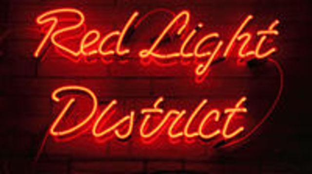 Photo of Amsterdam Red Light District Evening Tour with Tasting