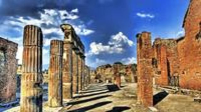 Photo of Pompeii Private Morning Tour from Sorrento