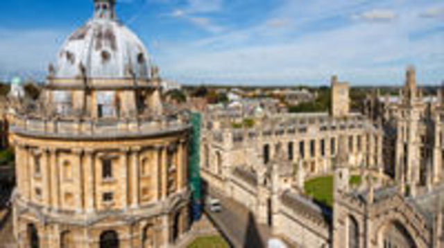 Photo of 3-Hour Private Oxford Guided Walking Tour