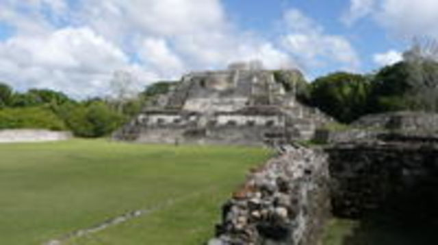 Photo of Private Altun Ha And Cave Tubing from Belize City