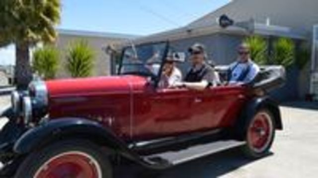 Photo of Full-Day Self-Drive Vintage Car Experience in Napier
