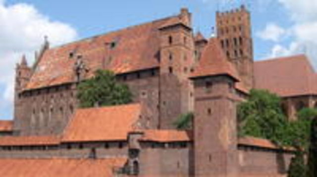 Photo of Malbork Castle Private Tour from Gdansk