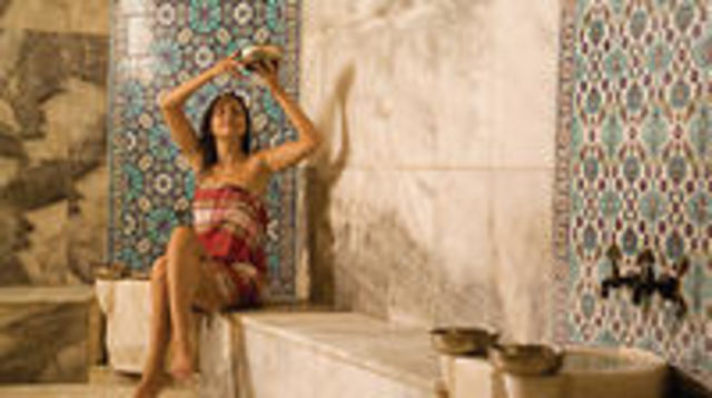 Photo of Shore Excursion: Turkish Bath Hammam Experience