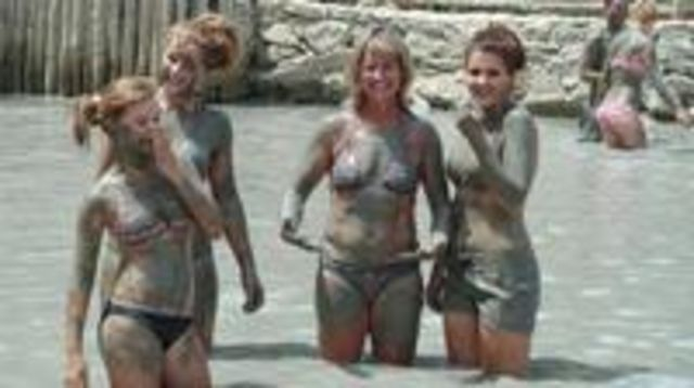Photo of Dalyan Mud Baths and Turtle Beach Day Trip from Bodrum