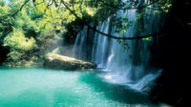 Photo of Duden Waterfalls Temple of Apollo and Aspendos Day Tour
