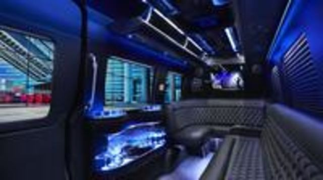 Photo of Private Ultra Luxury Mercedes Benz Sprinter Limo Service From San Juan Airport to Hotels