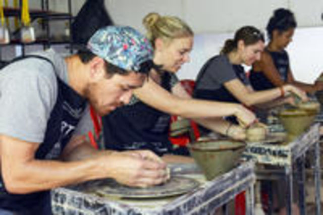 Photo of Cambodian Pottery Class in Siem Reap