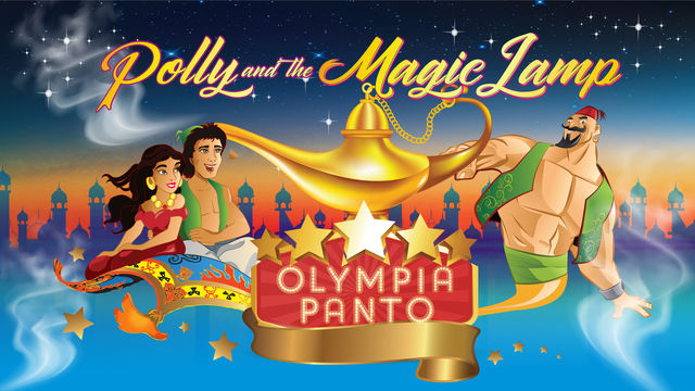 Photo of Polly & The Magic Lamp