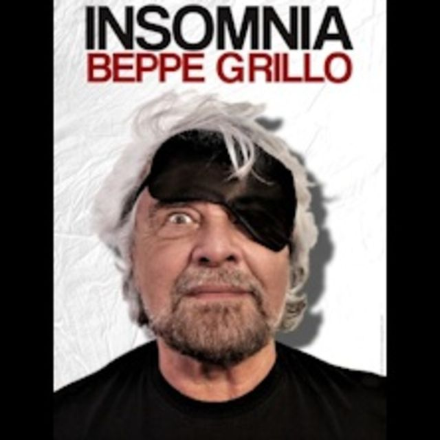 Photo of Beppe Grillo - Insomnia
