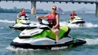 Photo of Jet Ski Tour on Saint Lawrence River