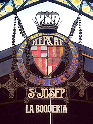 Photo of La Boqueria