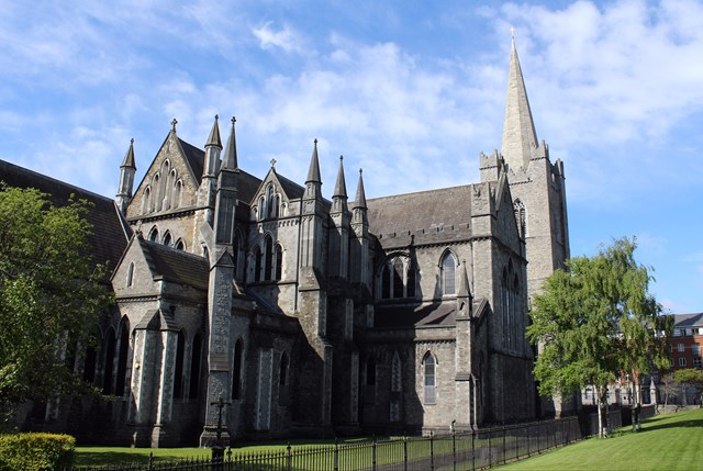 Photo of St Patrick's Cathedral, Dublin