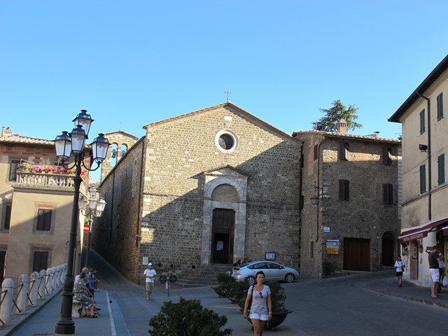 Photo of Chiesa di Sant'Egidio (Montalcino)