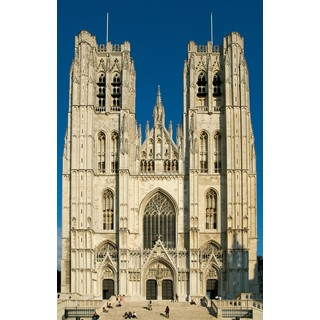 Cathedral of St. Michael and St. Gudula - Bruxelles