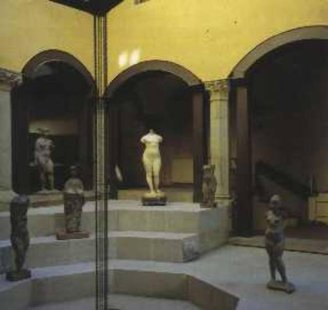 Photo of MUSEO MARINO MARINI DI PISTOIA