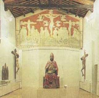 Photo of MONTALCINO MUSEUMS-ARCHAEOLOGICAL COLLECTION, MEDIEVAL AND MODERN