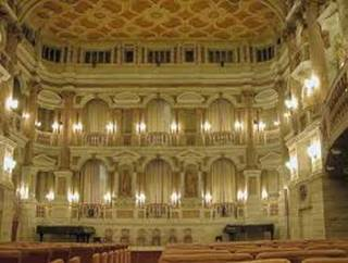 TEATRO SCIENTIFICO DEL BIBIENA - Mantova