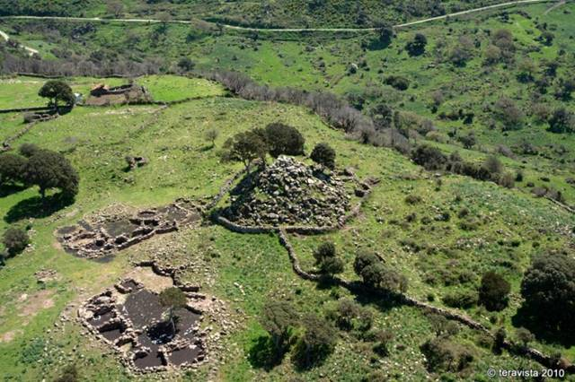 Photo of Archaeological complex of Nuraghe Appiu