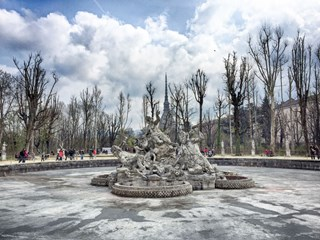 Royal Gardens - Turin