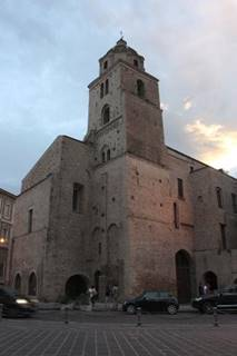 CHURCH AND CONVENT OF ST. FRANCIS (EUCHARISTIC MIRACLE) - Lanciano