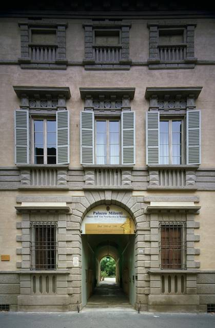 Photo of Palazzo Milzetti lived-National Museum of Neoclassical Age in Romagna