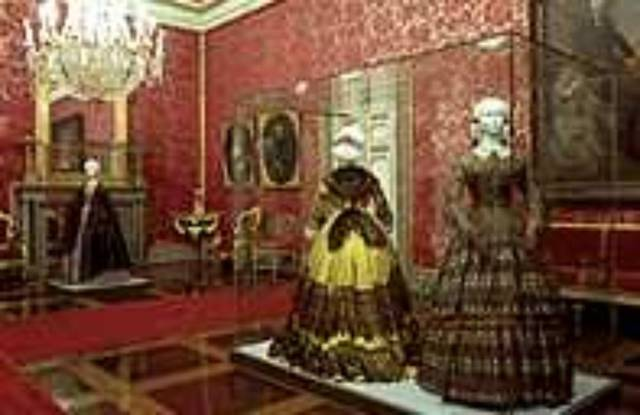 Photo of GALLERIA DEL COSTUME IN PALAZZO PITTI